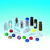Snap Ring Vials ND11 from glass and plastic